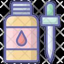 Liquid Drops Jar Icon