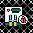 Liquid Protection Ticks Icon
