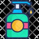 Beauty Liquid Soap Icon