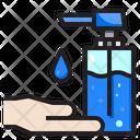 Hand Soap Wash Icon