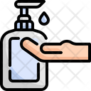 Soap Gel Alcohol Icon