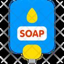 Soap Coronavirus Covid Icon