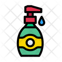 Soap Shampoo Liquid Icon