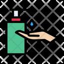 Soap Liquid Drop Icon