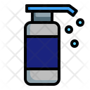 Liquid Soap Detergent Clean Icon