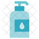 Hygiene Liquid Soap Sanitation Icon
