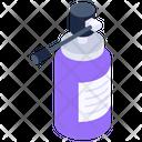 Antiseptic Hand Wash Soap Dispenser Foam Dispenser Icon