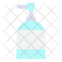 Liquid Soap Shower Gel Cleansing Icon