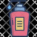 Liquid Soap Liquid Wash Handwash Icon