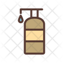 Liquid soap bottle Icon