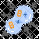 Liquidity Pool Icon