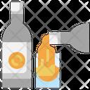 Liquor Alcohol Cocktail Icon