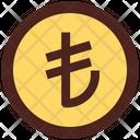 Lira Coin Money Icon
