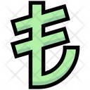 Lira Currency Money Icon