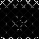 Lira Briefcase Icon