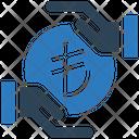 Lira Investment Safe Investment Lira Finance Icon