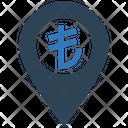 Lira Location Icon