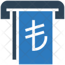 Lira Withdrawal Icon