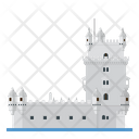 Belem Tower Icon