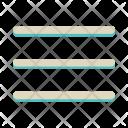 List Grid Menu Icon
