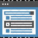 List Profile Search Icon