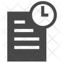 List Order Pending Icon