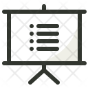 List Presentation Demo Icon