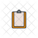 List Delivery List Clipboard Icon