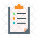 List Shopping List Clipboard Icon