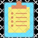 Task List List Task Icon