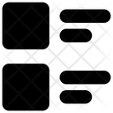 List Task Menu Icon