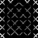 List Menu Order Icon
