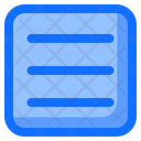 List Page Document Icon
