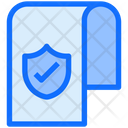 List Task Shield Icon