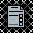 List Online Ecommerce Icon
