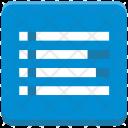 List Order Info Icon