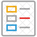 List Document File Icon