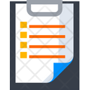 List Checklist Menu Icon