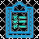 List Clipboard Icon