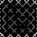 Folder Shopping Data Icon