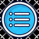 List Menu Menu App Menu Icon