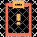 List Warning Icon