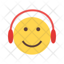 Music Player Emoji Icon