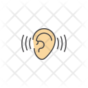 Listen Others Ear Icon