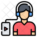 Listener Listen Listening Icon