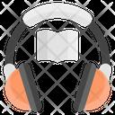 Listening Headphones Earphones Icon