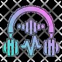 Headphone Lesson Music Icon