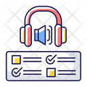 Listening Examination Icon
