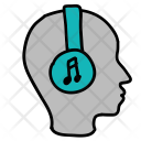 Listening Music Human Icon