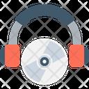 Headphone Headset Listening Music Icon